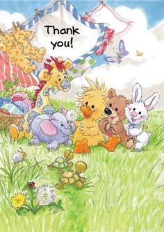 Thank You -- Suzy Zoo
