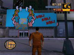 GTA_club6 Grand Theft Auto 3, Gta, Artwork, Work Of Art, Auguste Rodin Artwork, Artworks, Illustrators