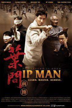The Legend Is Born: Ip Man / HU DVD 11413 / http://catalog.wrlc.org/cgi-bin/Pwebrecon.cgi?BBID=13832300