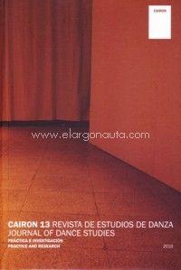 CAIRON : REVISTA DE CIENCIAS DE LA DANZA