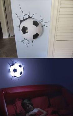 лампа-мяч