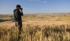 Photographing the Palouse in Eastern Washington