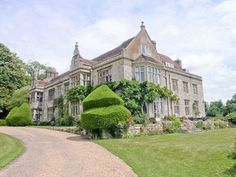 Haremere Hall in Sussex