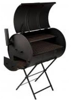 How To Use Charcoal Grill? Charcoal Grilling Tips And Techniques for Becoming a Grill Master Barrel Bbq, Oil Barrel, Oil Drum Bbq, Drum Smoker, Best Charcoal Grill, Bbq Charcoal, Drum Chair, Diy Grill, Homemade Furniture