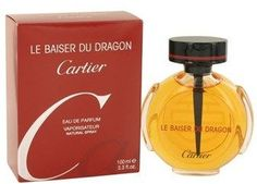 Cartier Women's Fragrances Le Baiser Du Dragon Edp Spray 3.3 Oz.