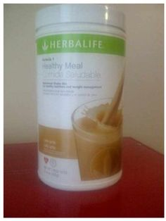 Herbalife  Formula 1 Nutritional Shake Mix  Caf Latte 550g >>> Check out this great product.