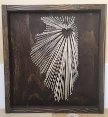 Τι είναι η διακόσμηση με καρφιά και κλωστές (string art) + 70 ιδέες και κατασκευές | Η Λύση στην Κρίση