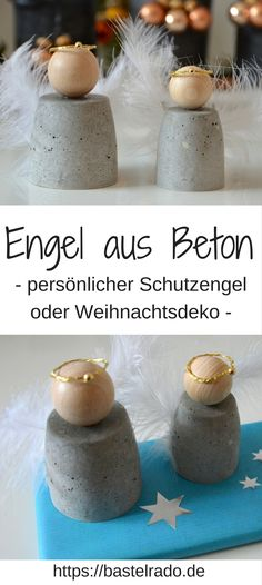 Engel aus Beton - We