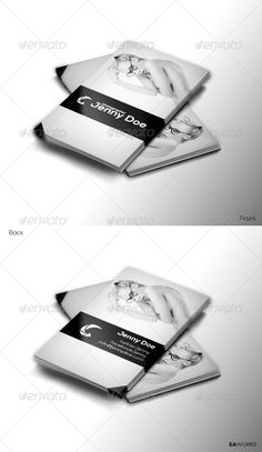 "Elegant Business Card  #GraphicRiver        Elegant Business Card Font ""Nexa"" fontfabric /nexa-free-font/ Featured   3.5×2.0 (3.75"" x 2.25"" with bleed settings)  300 DPI CMYK Print Ready!  Full Editable, Layered  PSD File  Logo Included!!! Image in preview is not included photodune /item/fashion-model/3506359 Please Don't Forget To Rate!                      Created: 28 November 13                    Graphics Files Included:   Photoshop PSD                   Layered:   Yes…"