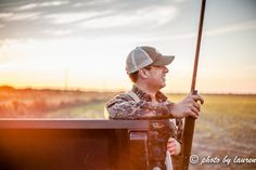 Catching the last light, and possibly a few more birds! #photography #canonphotography #sunset #dovehunt #hunting
