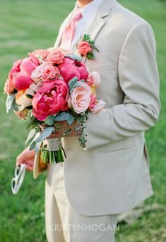 mint and choral bridal jewelry | Cedarwoodwed's Wedding Inspiration Ideabook 'Coral and Mint Wedding ...