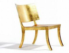 24carat Gold Chair