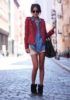Outfits met sneaker wedges! - Pagina 2