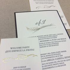Bilingual Wedding Invitations For Multi Cultural Weddings