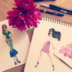 myfashion_diary: Иллюстратор Anum