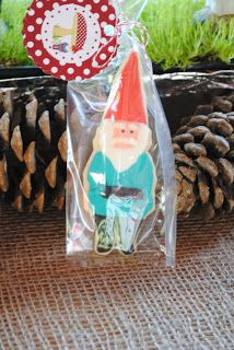 gnome cookie