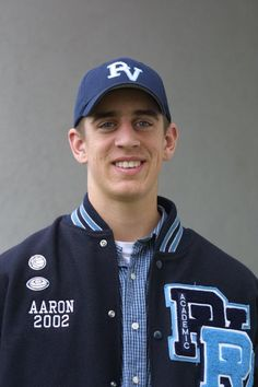 Pleasant Valley quarterback Aaron Rodgers is shown in December 2001. - Image credit: Bill Husa/Chico Enterprise-Record