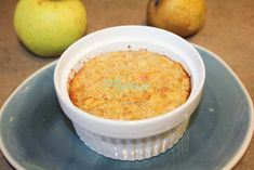 Baby Food Recipes, Cooking Recipes, My Fitness Pal, Weight Watchers Desserts, Breakfast Snacks, Cornbread, Oatmeal, Deserts, Tasty