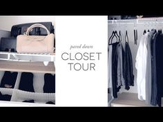 Updated Closet Tour | Light by Coco