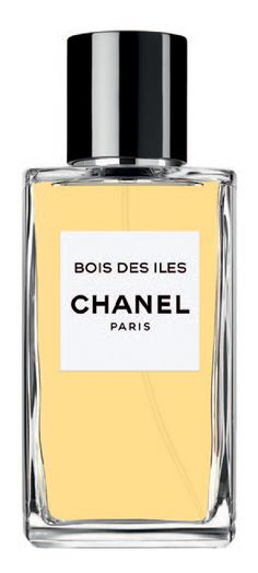 Bois des Iles by Chanel. My all-time favorite sandalwood scent.