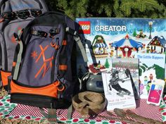 A Skiing Family's Letter to Santa: Gifts Ideas and a Giveaway