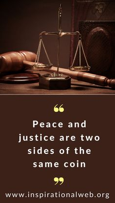 For telling you the importance of justice in maintaining different things in life, we have compiled some famous justice quotes from notable people. These quotes might help you in upholding justice in your life and also in society. #Justicequotes #quotesoftheday #goodmorningquotes #positivequotes #dailyquotes #successquotes #motivationalquotes #inspirationalquotes #justice