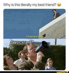 Need a good laugh after a long day staring at your office walls? These hilarious videos will make you LoL. Funny Best Friend Memes, Really Funny Memes, Stupid Funny Memes, Funny Relatable Memes, Funny Tweets, Haha Funny, Funny Stuff, Hilarious Sayings, Hilarious Animals