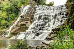 Ithaca Falls, Ithaca, NY