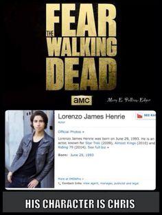 Fear The Walking Dead / AMC