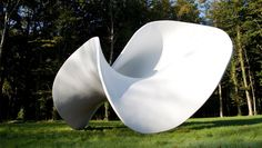 Conetwirl by Eilís O'Connell   CASS Sculpture Foundation.