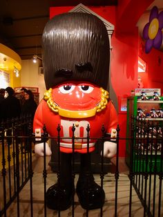 M&M's World in London; World's Largest Chocolate Store