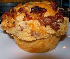 Mac and Cheese Muffins