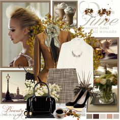 """""""Thou blossom bright with autumn dew"""" by amaryllis on Polyvore"""
