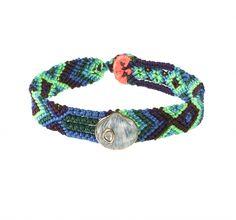 Dezso - #Bracelet Anadara Or 18 ct, pierre de soleil, #diamant polki, #jewels