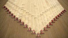Wie eine griechische Phalanx: Mähdrescher ernten ein Sojabohnen-Feld in Mato Grosso