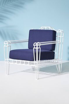 Xavier Indoor/Outdoor Chair Cushion Set | Anthropologie