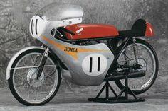 Honda RC112 50cc 1962