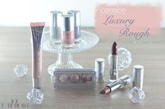 """Catrice - Limited Edition """"Luxury Rough"""" Review"""