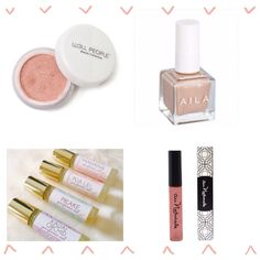 Nontoxic springtime beauty picks! www.freelovebeauty.com @w3llpeople @LeahlaniSkin