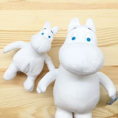 Xmas gift idea: Moomin beanie and plush!