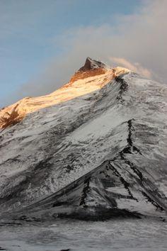 Kamen volcano, Kamchatka