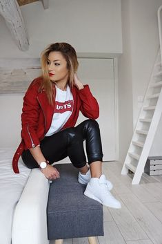 Business Casual Outfits, Cute Casual Outfits, Mom Outfits, Summer Outfits, Fashion Maman, Look Legging, Look Fashion, Fashion Outfits, Looks Jeans