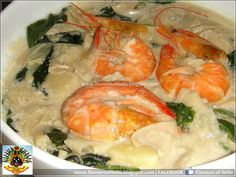 A favorite of many Ilonggos, ginat-an nga tambo  is heaven to them and fans of Ilonggo cuisine. With coconut milk and greens like saluyot, ...