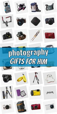 In search of a present for a photographer? Get inspired! Checkout our huge list of gifts for photograpy lovers. We have great gift ideas for photographers which are going to make them happy. Getting gifts for photography lovers does not need to be tough. And dont necessarily have to be costly. #photographygiftsforhim Crepe Ingredients, Gifts For Him, Great Gifts, Photography Gifts, Gifts For Photographers, Lovers, Gift Ideas, Inspired, Search