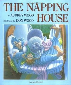 The Napping House by Audrey Wood, http://www.amazon.com/dp/0152567089/ref=cm_sw_r_pi_dp_hSo8qb16ECSPF