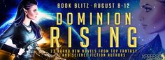 ♥Enter the #giveaway for a chance to win an iPad Mini♥ StarAngels' Reviews: Book Blitz ♥ Dominion Rising Anthology ♥ #giveaway...