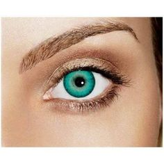iColor Complete Contact Lenses - Caribbean Color #contact #lenses