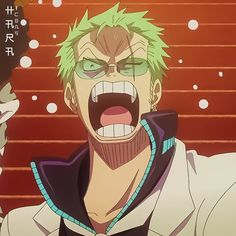 One Piece Funny, Zoro One Piece, Manga Anime One Piece, Roronoa Zoro, Daddy, Cosplay, Drawings, Poster, Fictional Characters