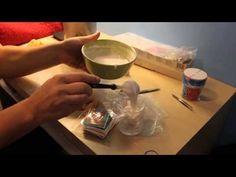 VIDEO návod Jak si udělat domácí polevu za necelých 5 minut - YouTube Youtube, Tableware, Christmas, Xmas, Dinnerware, Tablewares, Navidad, Noel, Dishes