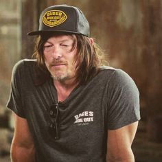 "63 Likes, 1 Comments - ~~~bethyl~~~ (@bethyl.we.will.be.good) on Instagram: "" @bigbaldhead #normanreedus"""